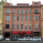 Best Western Plus Centre Hotel 4*, отель